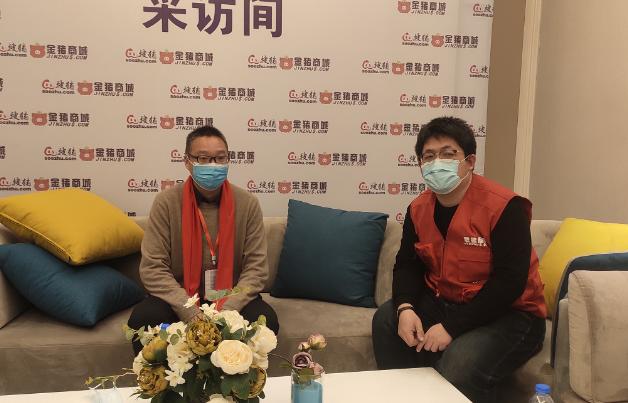 与时间赛跑,未到终点,决不放弃----专访浙江迪福润丝生物科技有限公司创始人宋家升博士