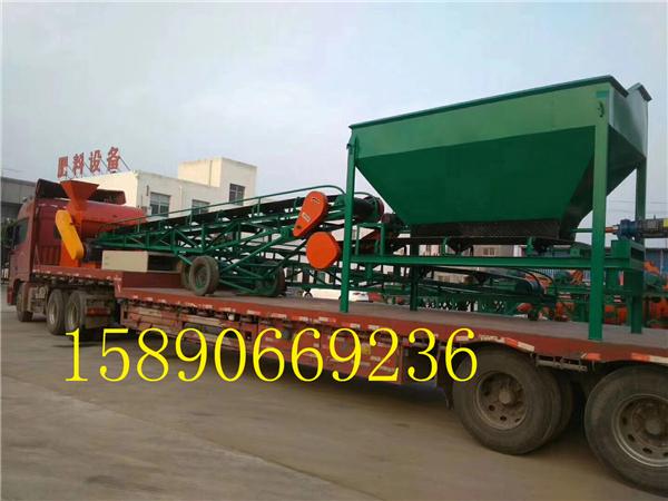 有機肥設備加工一噸成品利潤效益