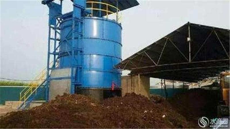 畜禽粪便罐式发酵设备