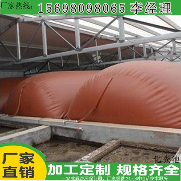 沼气池浮罩万头干岳母沼气工程配套厂家实施方案