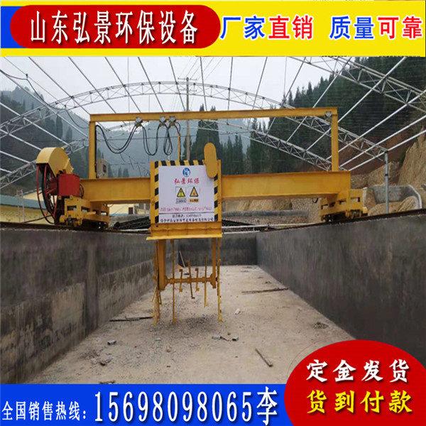 有机肥牛粪翻堆机双槽宽2-5米零排放实例