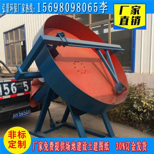 圓盤造粒機-豬糞造粒機設計價格及型號規格配置