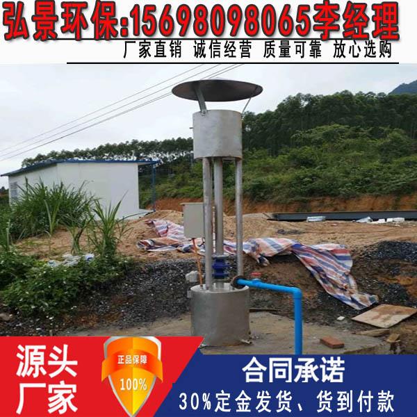 沼氣火炬廠家-內燃式廢氣集中燃燒設備50-300流量