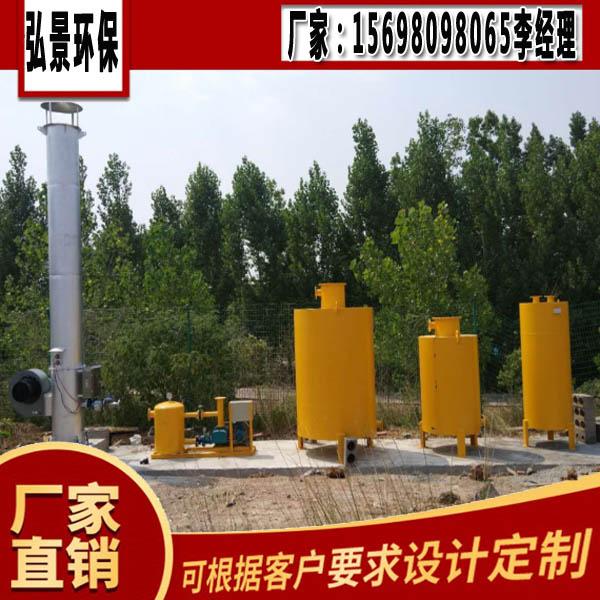 耐火材料沼氣火炬安全距離 有機廢棄物燃燒沼氣設備