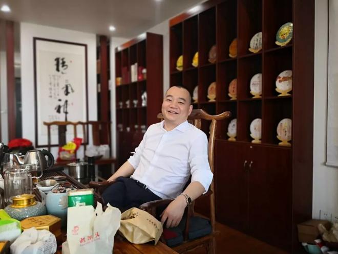 火爆单品-肽美佳绩不断——专访普特威公司董事长陈兵先生