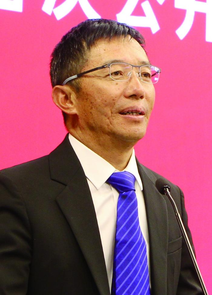 董事长专访   神农集团何祖训:以长跑心态应对行业波动