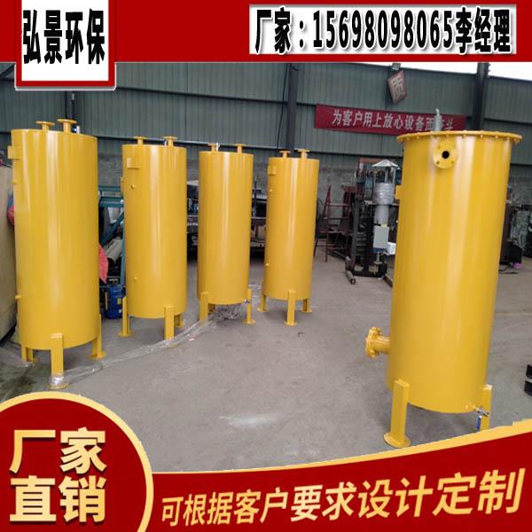 沼气脱硫器、养猪场沼气配套设备价格报价多少