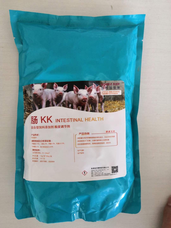 飼料添加酸化劑可有效預防仔豬腹瀉