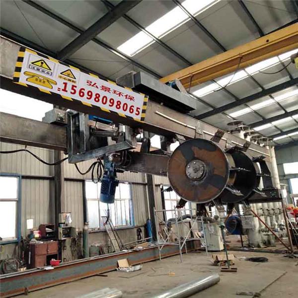 液压叶轮式翻抛机堆肥距离可达20多米 一机多用
