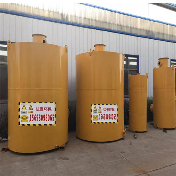 沼气干式脱硫罐干式氧化法产品介绍及沼气净化程度