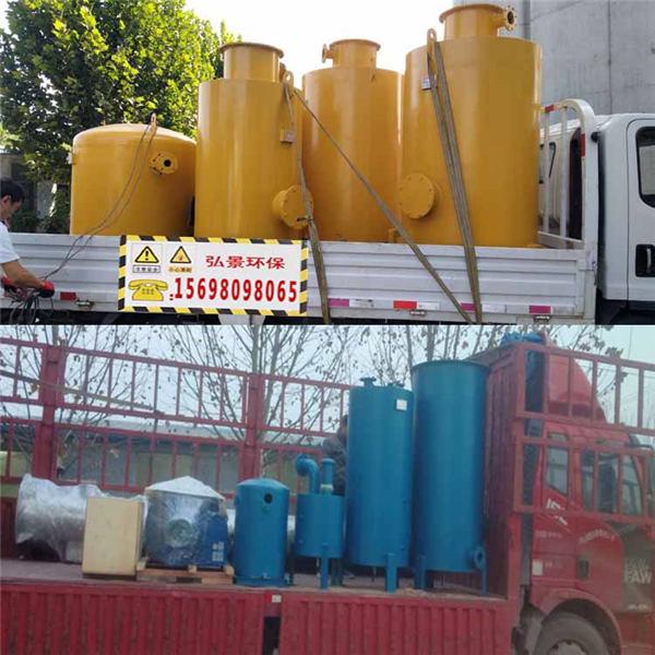 沼气脱硫器型号流量要求、使用沼气净化器的作用