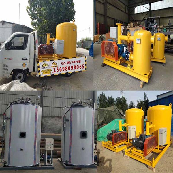 沼氣增壓泵氣體穩壓罐在沼氣火炬凈化中的作用圖片